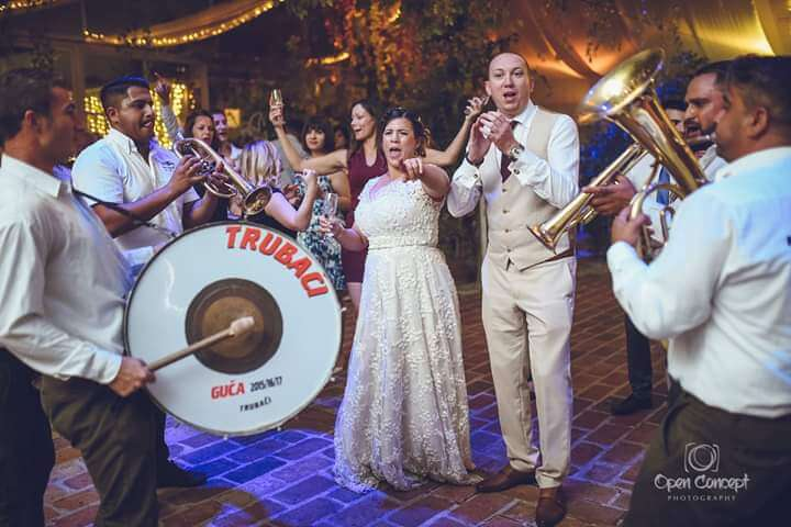 Trubači za svadbu