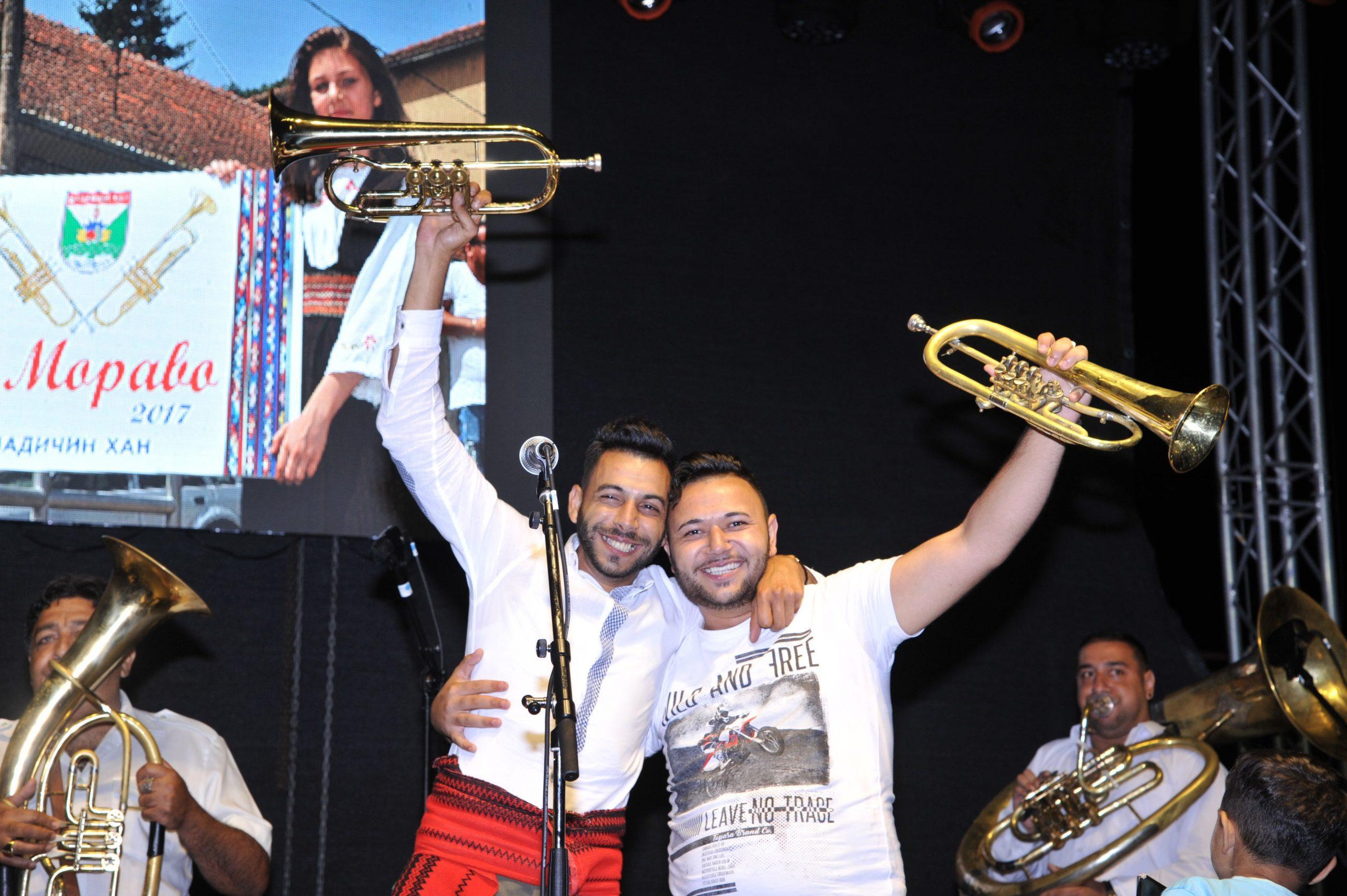 Naši nastupi Trubači Balkan Brass